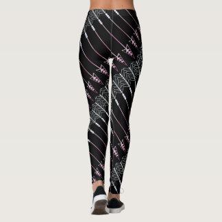 Tribal Arrows Pattern | Bold Boho Bohemian Leggings