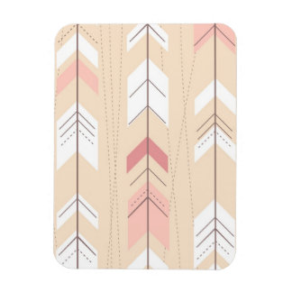 Tribal Arrows Rectangle Magnet
