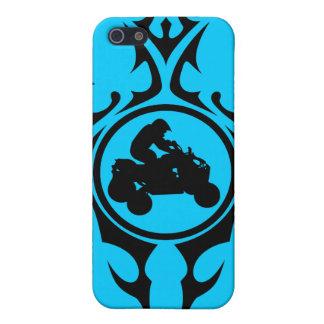 tribal atv iPhone 5 cases