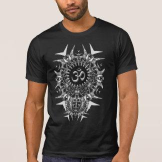 Tribal Aum'licious Silver Om Shirt
