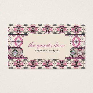Tribal Aztec Business Cards