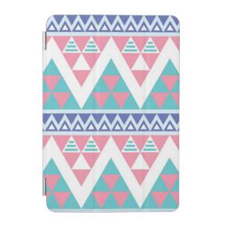 Tribal aztec colorful pattern iPad mini cover