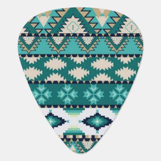 Tribal Aztec Pattern Guitar Pick
