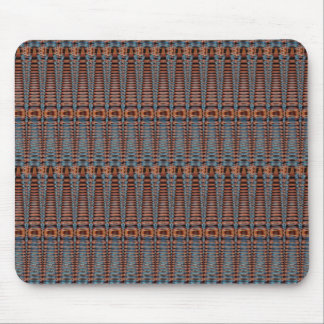 Tribal Basket Weave Mouse Pad