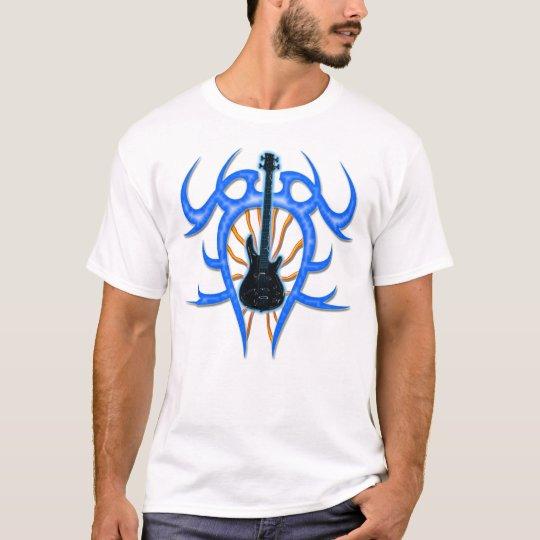 TRIBAL BASS T-Shirt