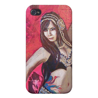 Tribal Belly dancer iPhone 4/4S Cover