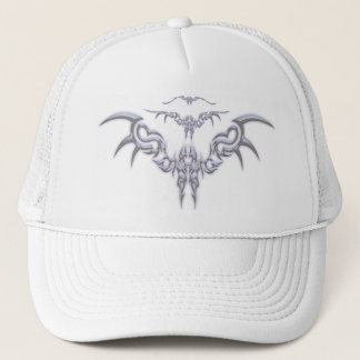 Tribal Bird Trucker Hat
