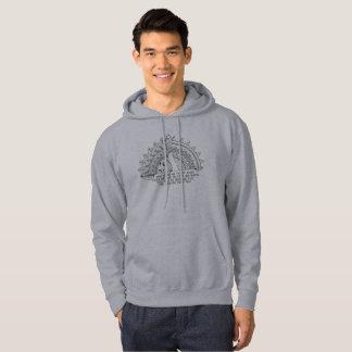 Tribal blessings hoodie