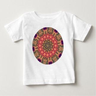 TRIBAL BOHEMIAN KALEIDOSCOPIC GEOMETRIC MANDALA BABY T-Shirt