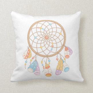 Tribal Boho Dreamcatcher Cushion
