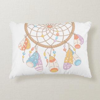 Tribal Boho Dreamcatcher Decorative Cushion