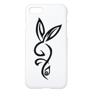 Tribal Bunny - iPhone 7 Case (matte)