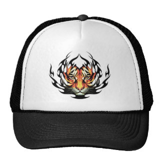Tribal cap with tiger hat