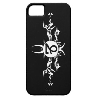 Tribal Capricorn iPhone 5 Cases