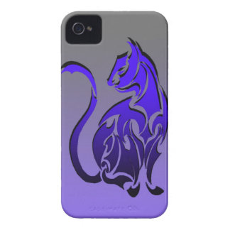tribal cat phone case