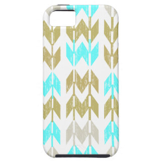 Tribal chevron geometric abstract arrow pattern iPhone 5 cases