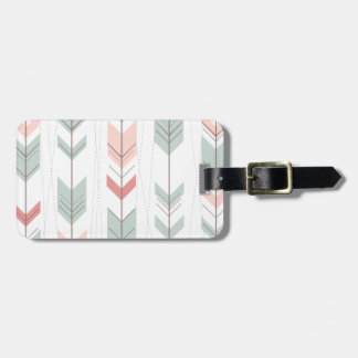 Tribal Collection Tag For Bags