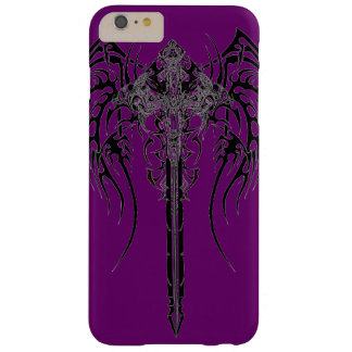Tribal Cross Blade Barely There iPhone 6 Plus Case