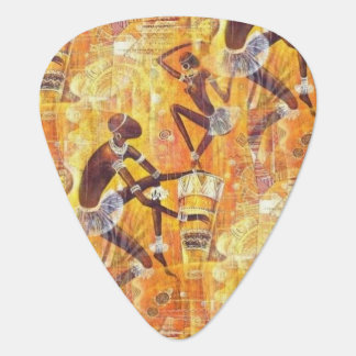 Tribal Dance Plectrum