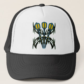 Tribal Darts Trucker Hat
