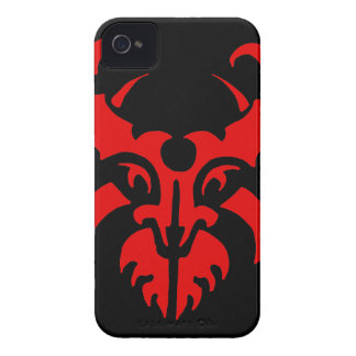 Tribal Demon iPhone 4 Cover