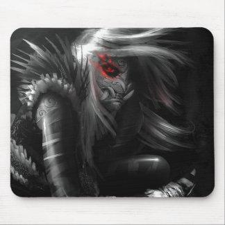 Tribal Demon Mouse Pad