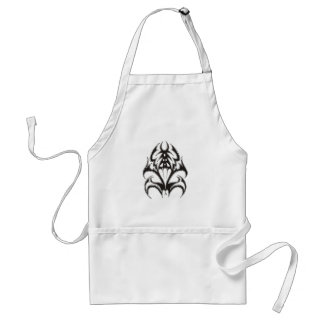 Tribal design standard apron