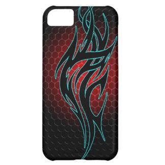 tribal design iPhone 5C case