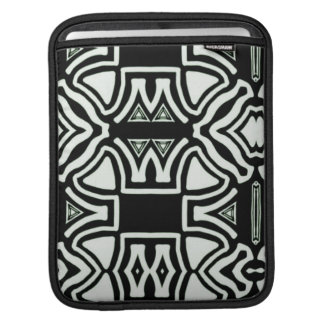 Tribal designs original art iPad sleeve