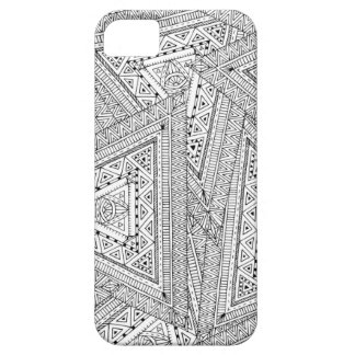 Tribal Doodle 2 Case For The iPhone 5