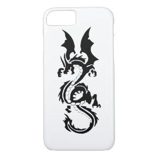 Tribal Dragon iPhone 7 Hard Case