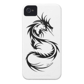 tribal dragon iphone Case-Mate iPhone 4 cases