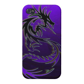 tribal dragon phone case iPhone 4 cover