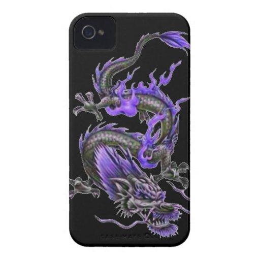 Tribal dragon phone case tattoo case mate iphone 4 case for Tattoo artist iphone cases