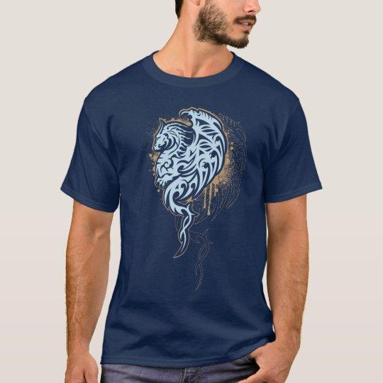 Tribal Dragon Wings T-Shirt