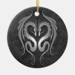 Tribal Dragons, dark