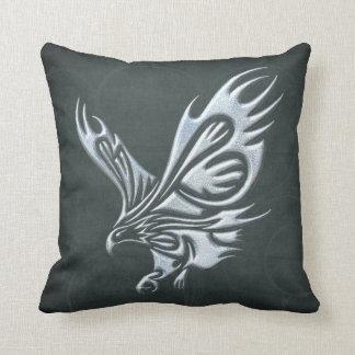 Tribal Eagle Cushion