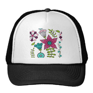 Tribal elegant ard design cap
