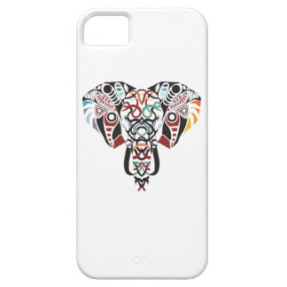 Tribal Elephant Barely There iPhone 5 Case