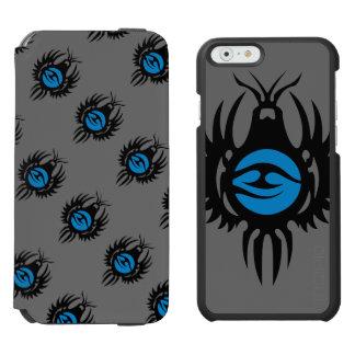 Tribal eye 3 (third eye) incipio watson™ iPhone 6 wallet case