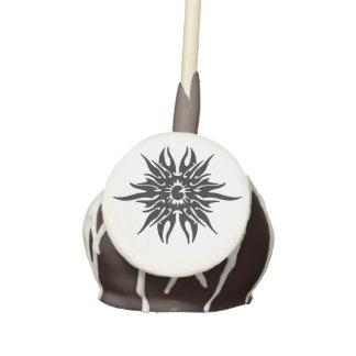 Tribal Eye Cake Pops