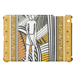 Tribal farmer - Aftrican Art Case For The iPad Mini