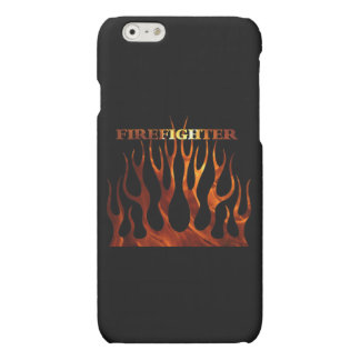 Tribal Firefighter Flames iPhone 6 Plus Case