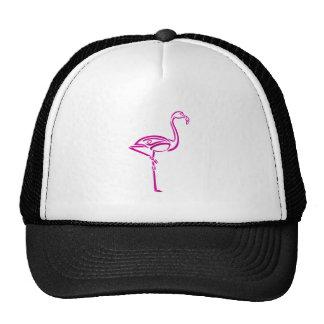 Tribal Flamingo Cap