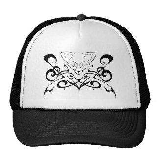 Tribal Fox Cap