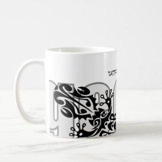 Tribal Gecko  mug