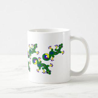 Tribal Geckos Mug