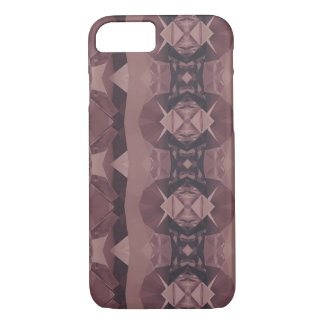 Tribal Geometric Design, Apple iPhone 7 Case