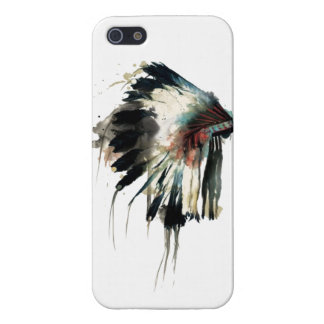 Tribal hat iPhone 5 covers