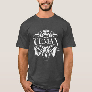 Tribal Hockey Iceman (customizable) T-Shirt